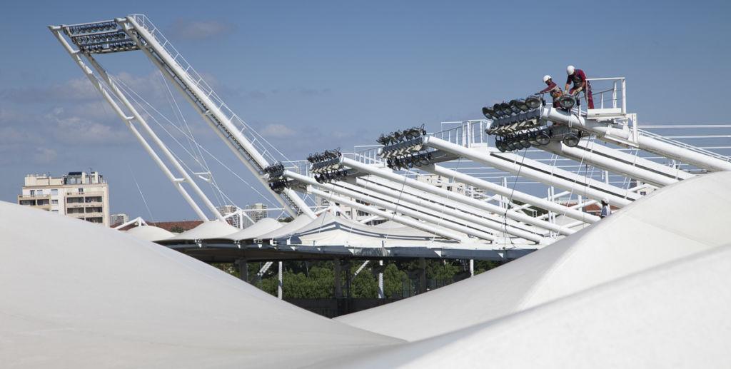 Stadium de Toulouse - Client : Citeos