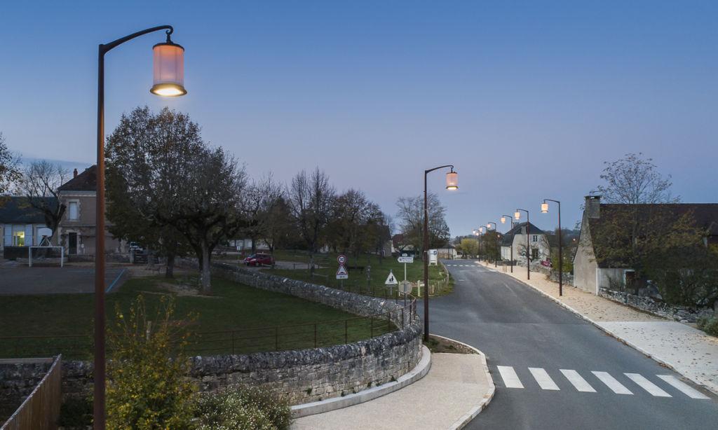 Rocamadour - Client : Comatelec