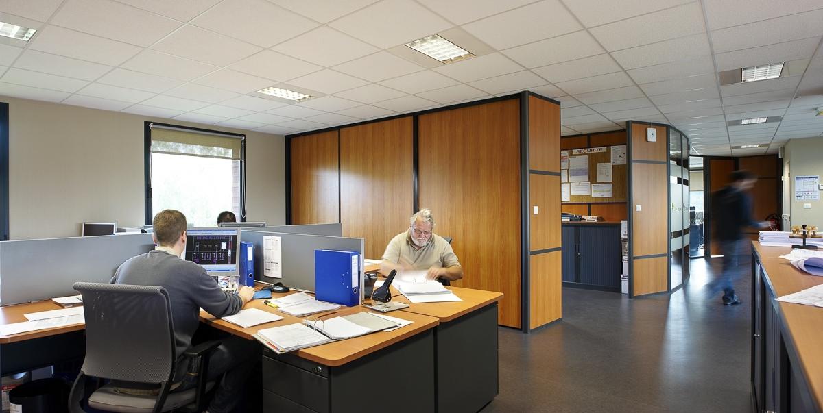 Bureau d'étude - Client : Actémium