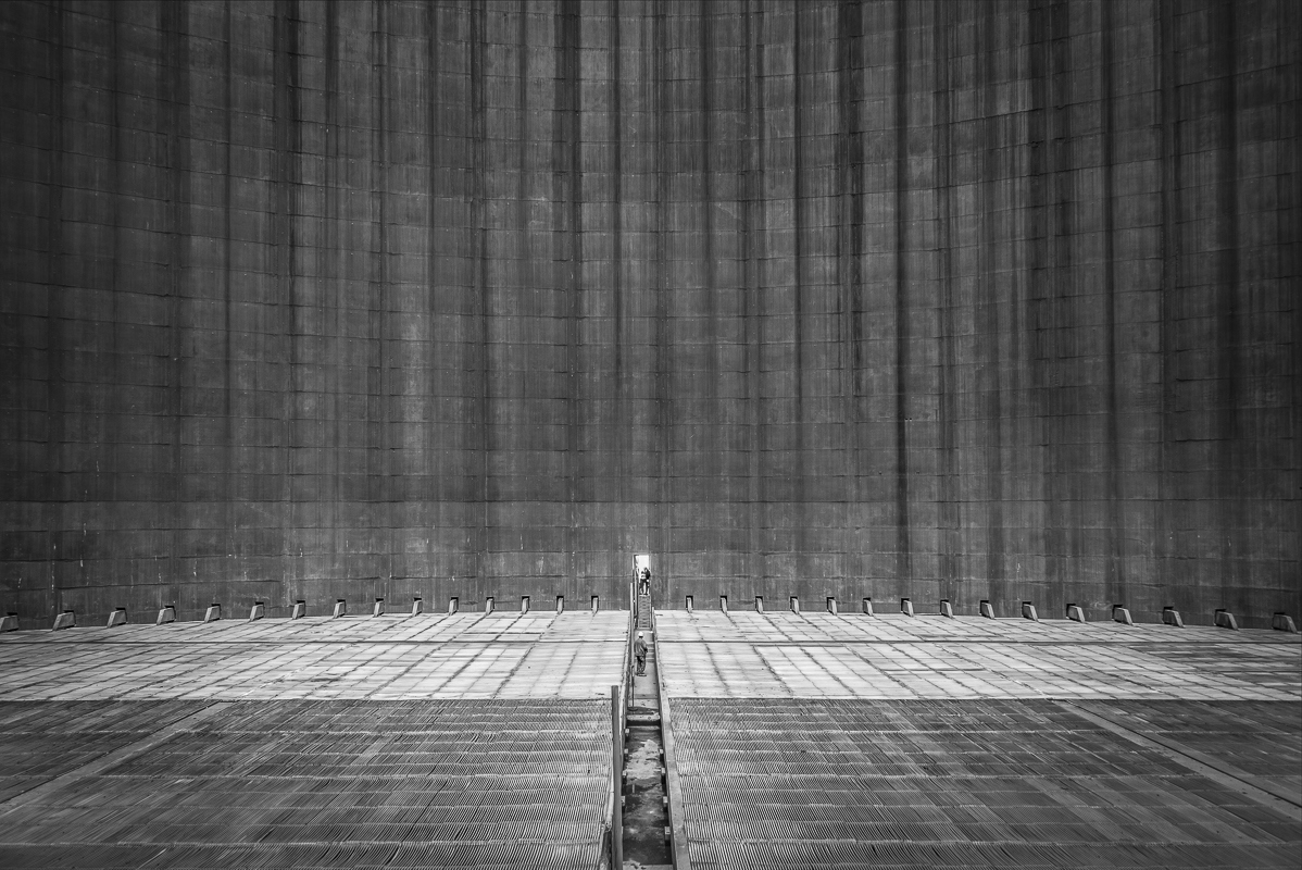Centrale nucléaire de Cruas Meysse - Client : Omexom