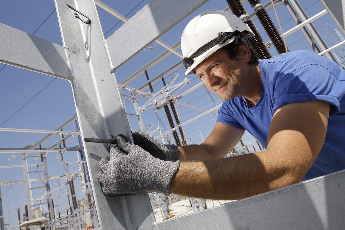 Poste de transformation à Bollene - Client : Vinci Energies