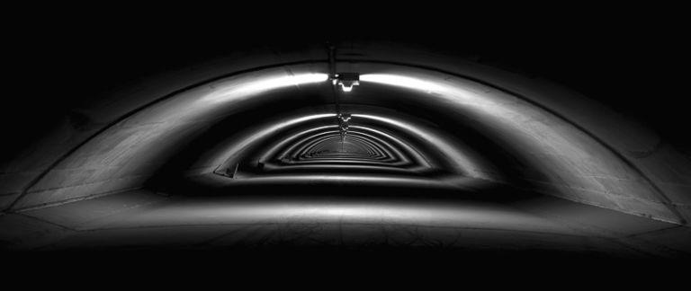 Conduit de ventilation du tunnel de Puymorens - Client : ASF