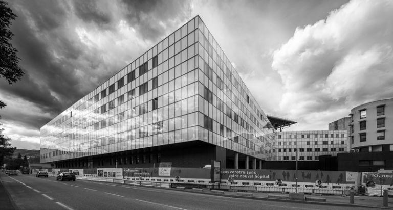 Hôpital de Chambéry - Client : Cegelec