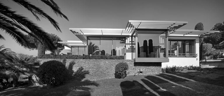 Villa à Marseille - Client : Kawneer - Architecte : Henri Paret