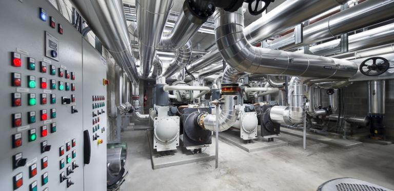 Génie Climatique au Musée des Confluences à Lyon - Client : Spie